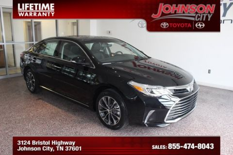 New 2016 Toyota Avalon XLE Premium FWD 4D Sedan
