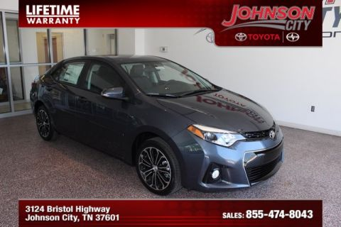 New Toyota Corolla S Plus