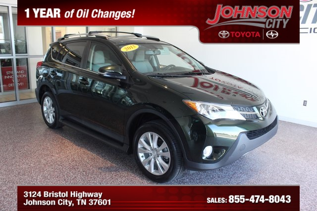 Pre-Owned 2013 Toyota RAV4 Limited FWD 4D Sport Utility